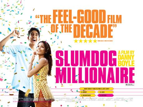Беднякът милионер (филми 2008)